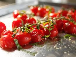 ina garten tomato roasted vine tomatoes recipe ina garten food network