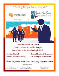 2013 job fair flyer resumewordtemplate org
