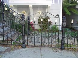 colonial ornamental iron works portfolio 21st gates