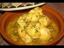 comment cuisiner le chou fleur recette tagine de poulet au chou fleur chicken tagine with