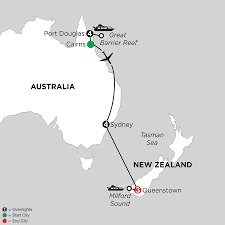 New Zealand And Australia Map New Zealand Vacation Monograms Travel
