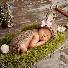 easter photo props baby bunny rabbit hat cape costume set boy girl newborn easter