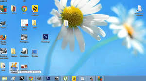 Computer Desk Tops How To Get My Desktop Icon Back On My Taskbar Computer Icons