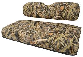 golf cart camo seat covers velcromag