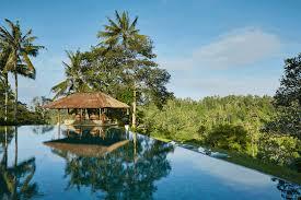ubud u0027s best infinity pools 9 alternatives to hanging gardens