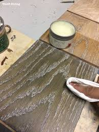 wax for wood table how to dye wood and use lime wax to finish oak highlight the grain