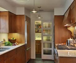 Kitchen Interior Doors Barn Doors With Glass For Your Home The Glass Door Store