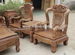 wooden sofa sets carved wooden crafts for living room