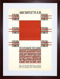 9x7 u0027 u0027 architecture frank lloyd wright amsterdam ad framed art