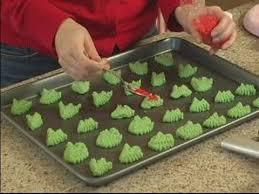 Recipe Decorated Cookies Spritz Cookie Recipe How To Decorate Spritz Cookies Before