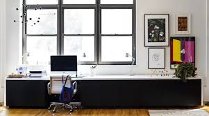 Diy Ikea Standing Desk by A Sharp Office Makeover Complete With A Diy Retractable Standing
