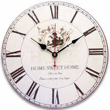 Small Decorative Wall Clocks Online Get Cheap Small Decorative Clocks Aliexpress Com Alibaba