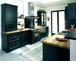 cuisine noir et blanche meuble de cuisine noir et blanc meuble cuisine noir et blanc meuble
