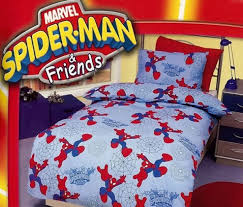 Marvel Double Duvet Cover Boys Bedding 28 Superheroes Inspired Sheets