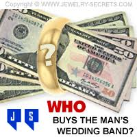 who buys the wedding rings who buys the s wedding band jewelry secrets
