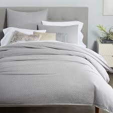 What Is A Bed Coverlet All Bedding West Elm