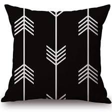 taie d oreiller pour canapé de noël géométrie coussin couvre coton linge paillettes taie d