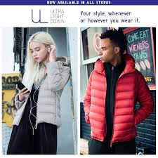uniqlo ultra light down jacket or parka new ultra light down parka at uniqlo loopme singapore