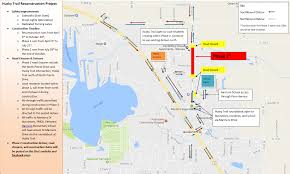 Wisconsin Road Construction Map by Phase Ii Of Husky Trail Starts Next Week Detour Changing