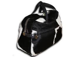 Cowhide Overnight Bag The Overnight Bag The Cowhide Company