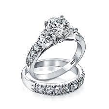 Walmart Wedding Rings by Wedding Rings Walmart Wedding Bands For Her Kay Jewelers Trio