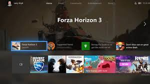 a major new xbox one update overhauls the dashboard with fluent