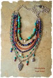 boho style necklace images Best 20 bohemian jewelry ideas jewelry bohemian jpg