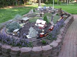 Garden Railroad Layouts Pin By Robert Douglas On Garden Railroad Pinterest Model
