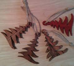 Scroll Saw Christmas Decorations - scroll saw woodworking persona paper