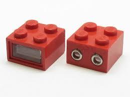 light brick sets bricker part 08010cc01 electric light brick 4 5v 2 x 2