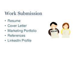 marketing internship process interview offer