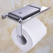 strong man toilet paper holder amazon com cuh toilet paper holder with mobile phone storage