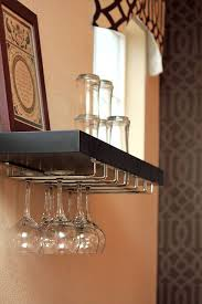 Lowes Wall Shelves by Diy Floating Shelf Wine Rack Rack And Shelf Both From Lowes