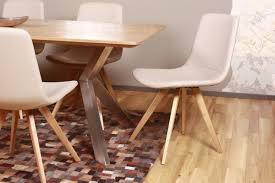 Esszimmerstuhl Grau Stuhl Cassy Sessel Esszimmerstuhl Grau Füße Holz