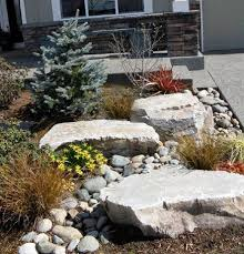 Boulder Landscaping Ideas 170 Best Boulders Outcroppings Images On Pinterest Landscaping