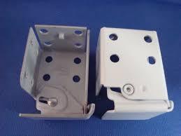 Magnetic Mini Blind Brackets For Mini Blinds