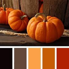 interior decoraitng ideas halloween decorations orange