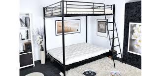 lit mezzanine 2 places avec canapé lit sureleve 2 personnes educareindia info