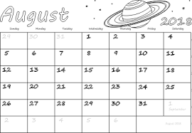 printable calendar 2018 august weekly august 2018 calendar printable free calendar and template