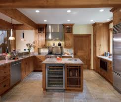 oak kitchen cabinet finishes knotty alder kitchen in finish kitchen craft