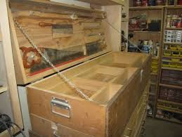diy wood tool cabinet how to make benches from wood build wooden truck tool box