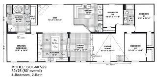 2 Bedroom Single Wide Floor Plans 2 Bedroom Mobile Home Descargas Mundiales Com