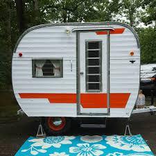 1964 cardinal tiny vintage trailer for sale