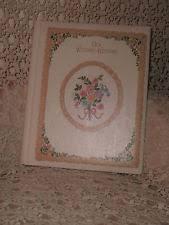 Vintage Wedding Album Hallmark Wedding Photo Album Ebay