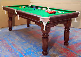 6ft pool tables for sale new 6ft 7ft solid oak ash or mahogany snooker dining table for