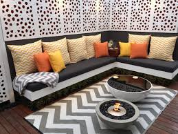 Best Fabric For Outdoor Furniture by What Is The Best Fabric For Outdoor Cushions Cushion Factory