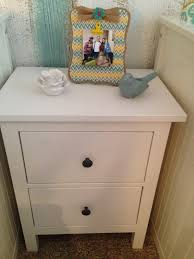 Ikea Hemnes Nightstand Blue Teenage Loungespace Sleepover Room Anchorsrest