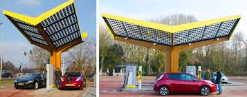 fastned unveils new ev charging stations expands to london and