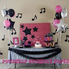 Party Decorating Ideas 25 Best Girls Party Decorations Ideas On Pinterest Helium