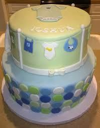 clothes line baby shower cake cakecentral com